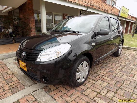 Renault Sandero Expression 1.6 Mt Aa