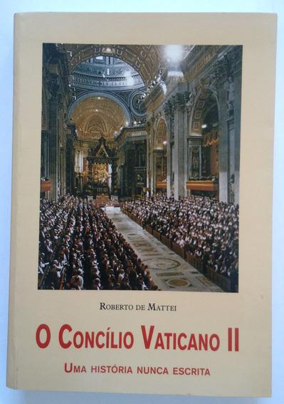 Livro O Concílio Vaticano Ii + Frete
