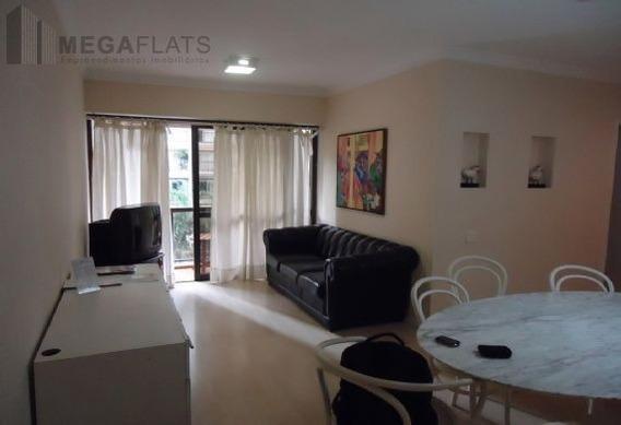00134 - Flat 2 Dorms, Jardins - São Paulo/sp - 134
