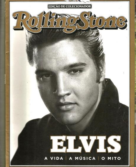 Revista Elvis Presley - A Vida - A Música - O Mito