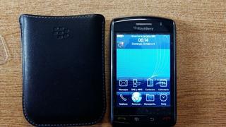 Blackberry Storm 9500. Liberado.