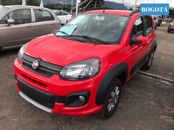 Fiat Uno Way 1.4 5p 2020 9bd195a64l0876457
