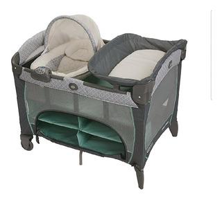 Practicuna Gracco Pack Playard Newborn Nueva En Caja Origina