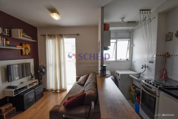 Apartamento A Venda No Cambuci - Mr68927