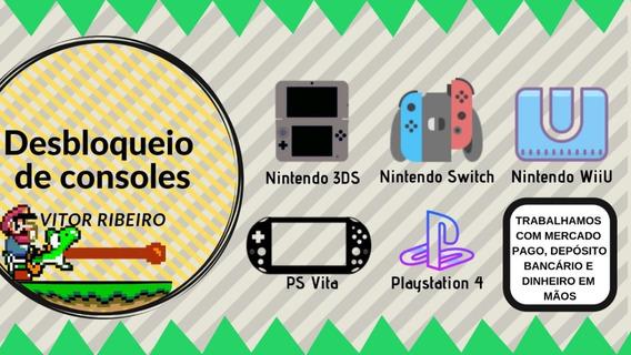 Boot9str+luma 3ds/2ds/new Original Debloqueio Nintendo 11.13