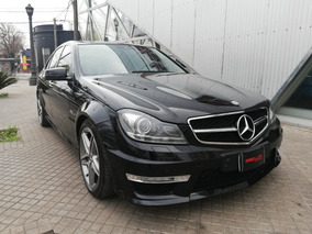Mercedes-benz Clase C 6.3 C63 Amg Sedan 457cv 2013