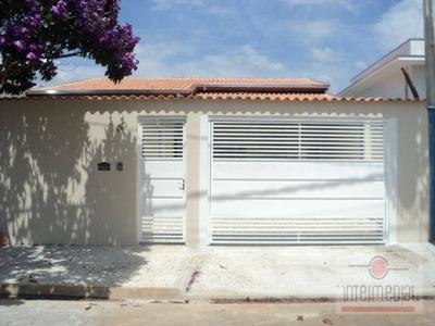 Casa Residencial À Venda, Portal Ville Primavera, Boituva. - Ca1747