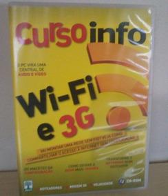 Curso Info - Wi-fi E 3g (em Cd)