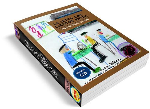 Educativo La Letra Con Cuentos Entra Pdf Cd (envío Digital)