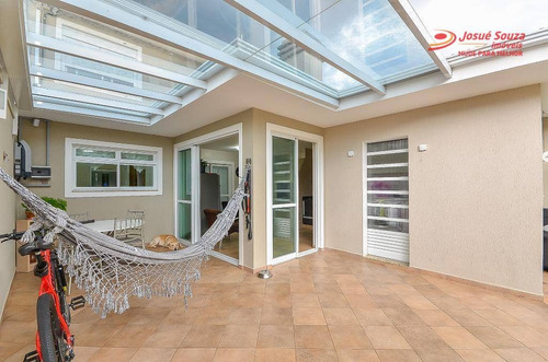 Imagem 1 de 30 de Sobrado Com 3 Dormitórios À Venda, 290 M² Por R$ 1.300.000,00 - Guabirotuba - Curitiba/pr - So1059