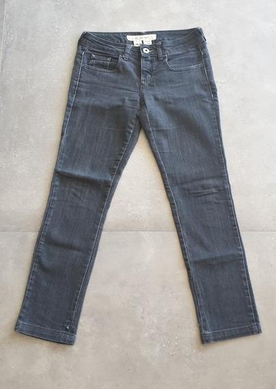 Calça Jeans Preta Zara