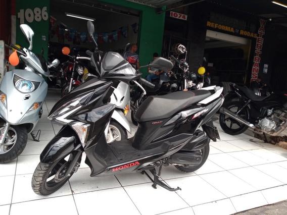 Honda Elite 125 Ano 2019