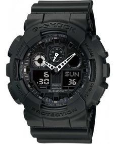 Relógio Casio G Shock Ga 100 1a1 Original (nota Fiscal)