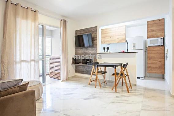 Apartamento Mobiliado, Impecável Em Localização Privilegiada No Bairro! - Di35809