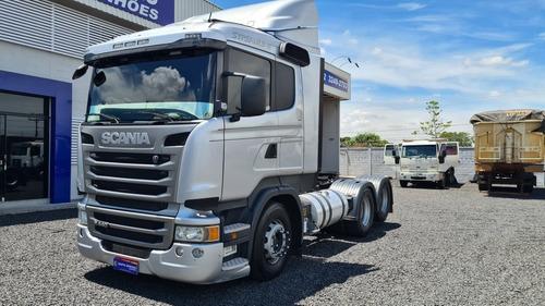 Scania R 440 Streamiline 6x2 2016