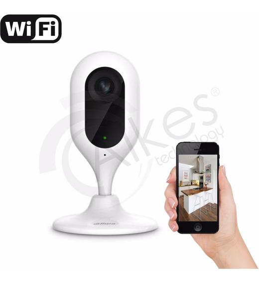 Cámara Seguridad Ip Wifi 2mpx Interior Microfono Dahua C22