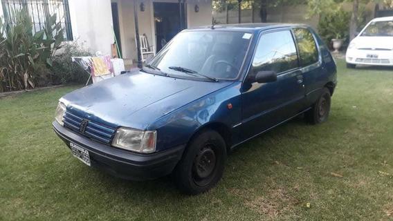 Peugeot 205 1.3 Gl Aa 1998