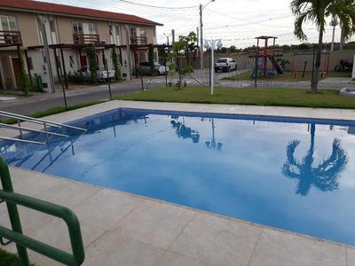 Casa Em Planalto, Natal/rn De 61m² 2 Quartos À Venda Por R$ 160.000,00 - Ca248458