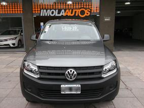Volkswagen Amarok 2.0 Tdi 4x2 Startline 2015 Imolaautos-