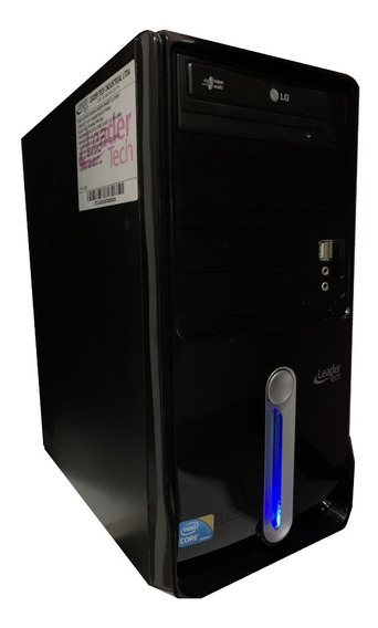 Computador Cpu Intel Core I5 + 4gb Ram + 500gb Hd