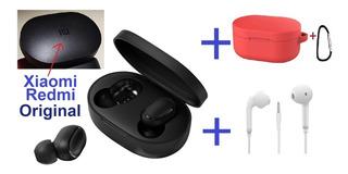 Xiaomi Redmi Airdots Audífonos Bluetooth V5.0 + Accesorios!