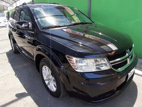 Dodge Journey 2.4 Sxt 5 Pas At 2013 Unico Dueño