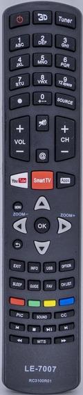 Kit 10 Controle Remoto Tv Philco Wlw-7007