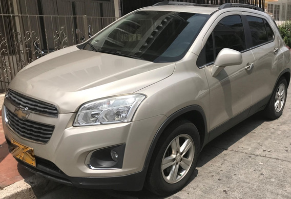 Chevrolet Tracker Lt Full Equipo Automatica 2016 40.000 Km