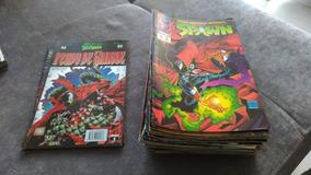 Coleção De Revistas Spawn - 78 Revistas