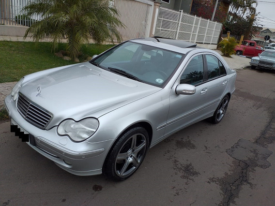 Mercedes C320 Novíssima.
