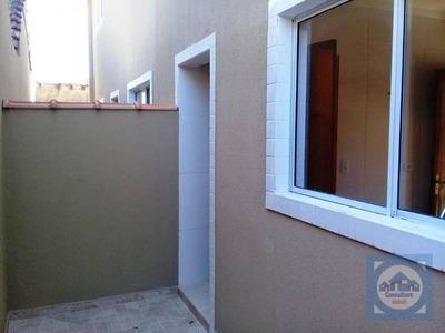 Casa Com 2 Dormitórios À Venda, 64 M² Por R$ 209.500 - Esplanada Dos Barreiros - São Vicente/sp - Ca0780