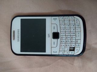 Celular Samsung S3350 Branco