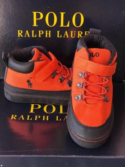 Botas Polo Ralph Lauren Para Niño Originales