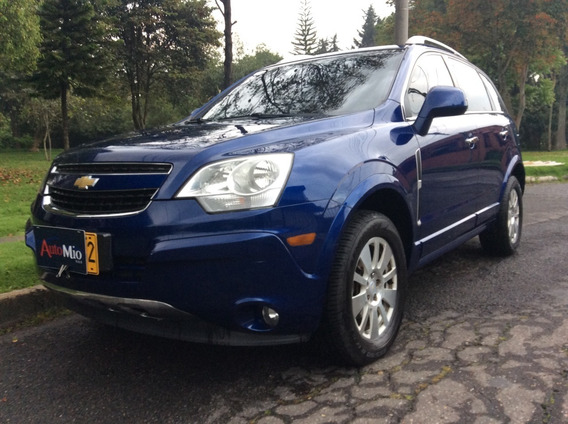 Chevrolet Captiva Sport 4x4 3000cc At Ct Tc