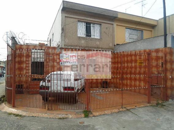 Sobrado No Parque Edu Chaves, 2 Dormitórios E 3 Vagas - Cf18106