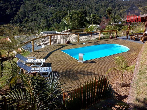 Chácara Com 2 Dormitórios À Venda, 1000 M² Por R$ 400.000 - Parque Residencial Encosta Da Cantareira - Mairiporã/sp - Ch0213