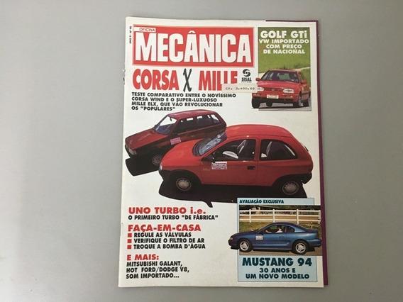 Revista Oficina Mecânica N.o 90 - Março 1994