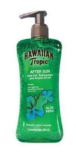 Gel Post Solar Hawaiian Tropic Gel Aloe Vera X 240 Ml