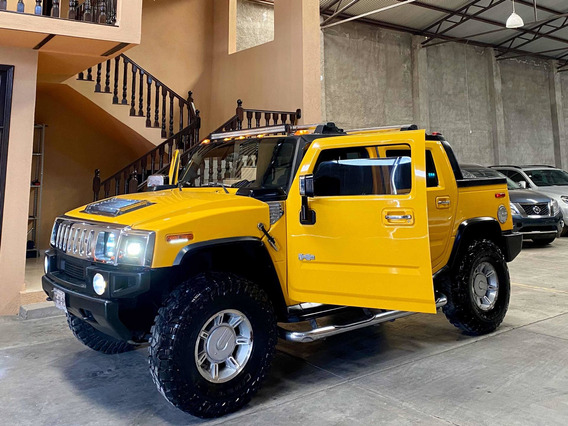 Hummer H2 6.2 Ee Qc Piel Pickup Adventure 4x4 At 2005