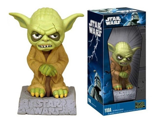 Funko Monster Mash-ups Yoda Zombie Star Wars Nuevo Original