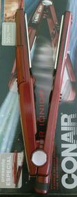 Prancha Conair Titanium Vapor Iônico (semi Usada)