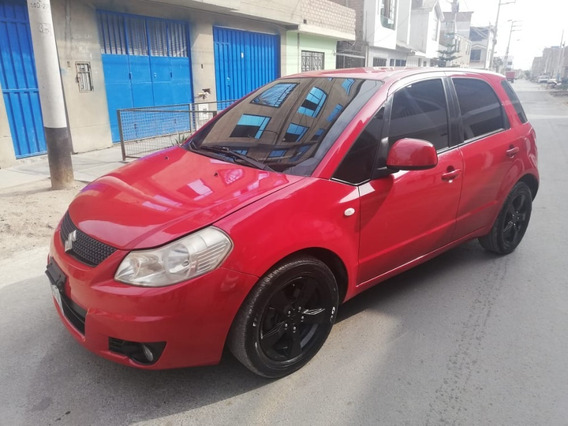 Suzuky Sx4 Hatchback Full 1.6 Mt