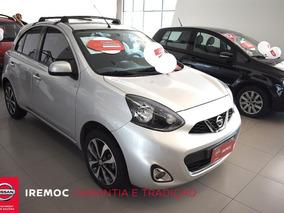 Nissan March 1.6 Sl 16v Flexstart 4p Xtronic