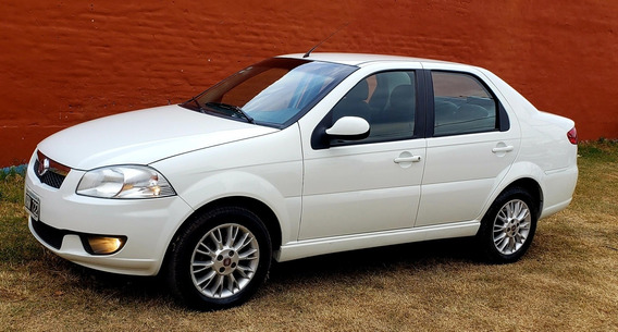 Fiat Siena 1.6 16v Motor Cadenero E-tork Unica Mano Re/menor