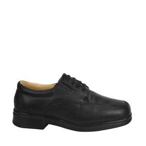 90334a40 Zapato Cómodo Bio Shoes 6607 D132402 Negro P Diabetico Msi
