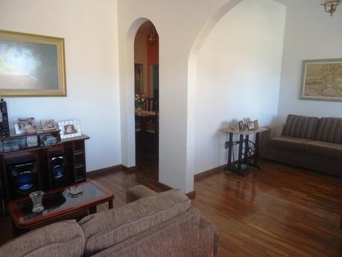 Casa Com 3 Quartos Para Comprar No São José Em Belo Horizonte/mg - 9778