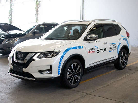 X-trail Exclusive 2 Row 2020