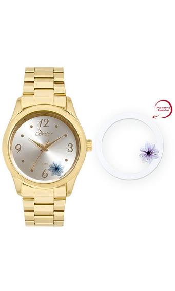 Relógio Condor Feminino Co2035kvx/4k Dourado Analogico