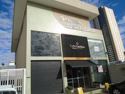 Sala Comercial Para Locação, Setor Marista, Goiânia. - Sa0131