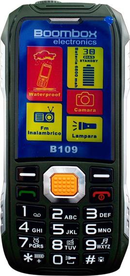 Celular Uso Rudo Dual Sim Micro Sd Cámara Pantalla 2.4´´